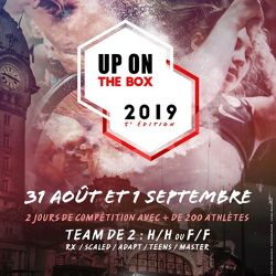 Up On The Box  2019
